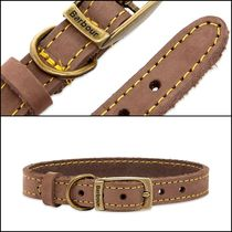 Barbour(バブアー) 首輪・ハーネス・リード [BARBOUR] LEATHER DOG COLLAR (送料関税込み)