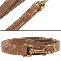 Barbour(バブアー) 首輪・ハーネス・リード [BARBOUR] LEATHER DOG LEAD (送料関税込み)