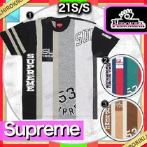 21SS /Supreme Reconstructed S/S Top 再構築 パッチワーク