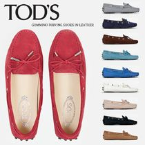 TOD'S☆GOMMINO DRIVING SHOES IN LEATHER シューズ☆送料込