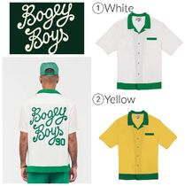 【Bogey Boys】☆ゴルフポロシャツ☆THE CADDIE BUTTON UP