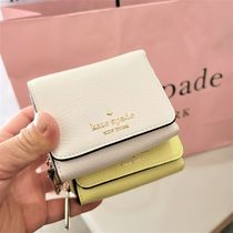 Kate spade☆leila small trifold continental wallet 送料無料!