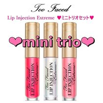 Too Faced☆Lip Injection Extreme ミニ 3本セット