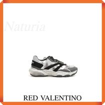 RED VALENTINO(レッドヴァレンティノ) スニーカー Valentino Camouflage Bounce Sneakers