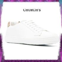 【CHURCH'S】BOLAND PLUS 2 SNEAKERS IN LEATHER AND SUEDE