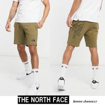 【The North Face】 Graphic shorts