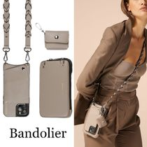 【Bandolier】iPhoneケース ポーチ AirPodポーチ 3点セット