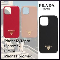 【国内発送】PRADA ☆ iPhone12/12proケース