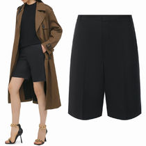 WSL1930 WOOL TAILORED SHORTS
