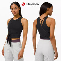 lululemon★2WAY楽しめるタンク★It's A Tie Tank