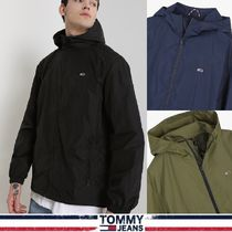 TOMMY JEANS★正規品★Packable ウィンドブレーカー/安心追跡付