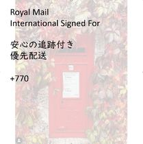 【変更】Royal Mail Air Mail → International Signed For