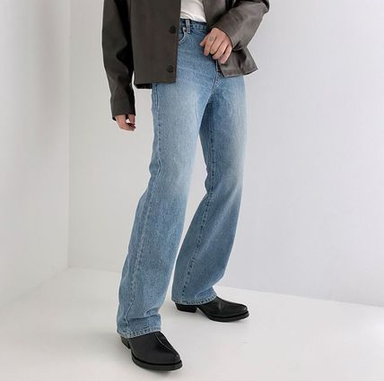 PIN TUCK WIDE SLACKS (3COLOR)