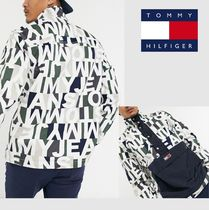 【TOMMY HILFIGER】Tommy Jeans relaxed ジャケット 1808090