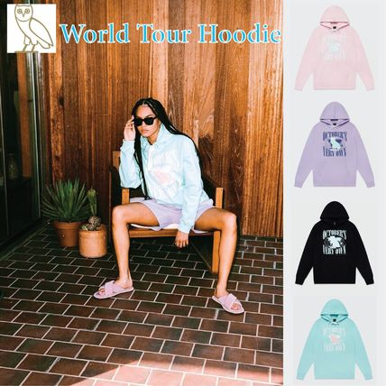 【2021SS】 October's Very Own - WORLD TOUR HOODIE 男女OK