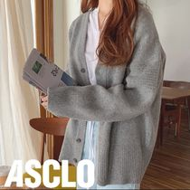 [ASCLO MADE] High End Wool 90% Cardigan (4color)