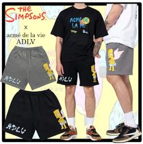 ☆acme'de la vie☆ADLV X SIMPSONS★ANGEL BART SHORT PANT.S★