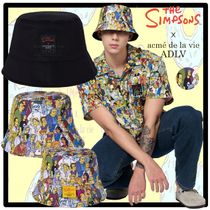 ☆acme'de la vie☆ADLV X SIMPSONS★SIMPSONS BUCKET HA.T★