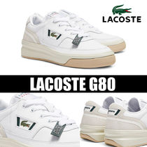 LACOSTE(ラコステ) スニーカー ◆人気商品◆LACOSTE◆LACOSTE G80◆送料無料◆