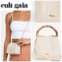 CULT GAIA  Solene Mini Top ハンドバッグ