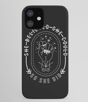 *Society6* She believed  iPhone ケース