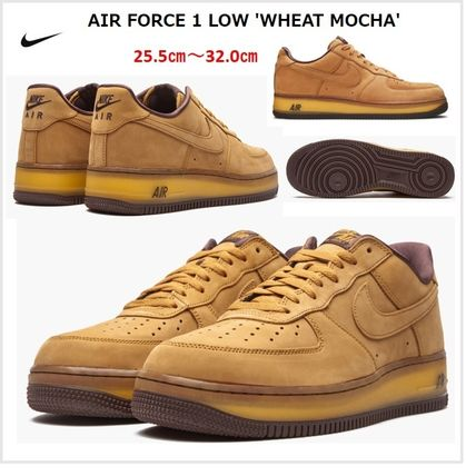 【NIKE】 AIR FORCE 1 LOW 'WHEAT MOCHA'★エアフォース 1