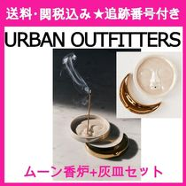 【URBAN OUTFITTERS】Man On The Moon☆香炉+灰皿セット