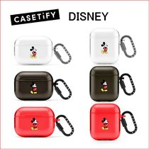 CASETiFY Disney コラボ AirPodsPro  AirPods ケース ミッキー
