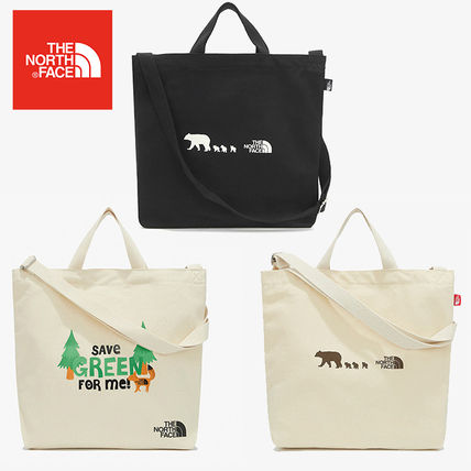 THE NORTH FACE(ザノースフェイス) 子供用トート・レッスンバッグ ★THE NORTH FACE★送料込★人気 KIDS COTTON CROSS BAG NN2PM17