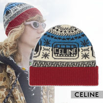 【CELINE】21SS THE DANCING KID ニット帽