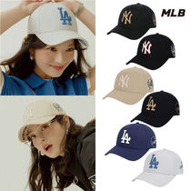 ★MLB★ CIRCLE STAMP STRUCTURED BALL CAP 32CP16111 キャップ