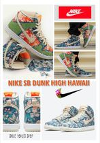 ★入手困難★NIKE SB DUNK HIGH HAWAII