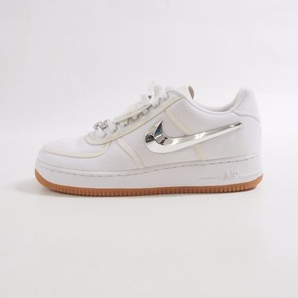 Nike スニーカー Nike::Air Force 1 Low Travis Scott:US10.5[RESALE](2)