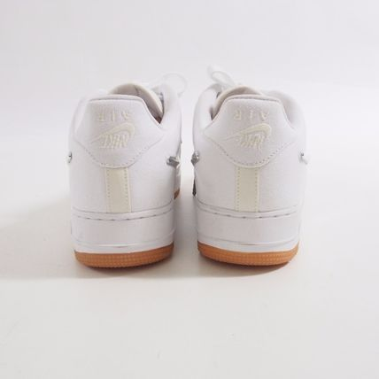 Nike スニーカー Nike::Air Force 1 Low Travis Scott:US10.5[RESALE](3)