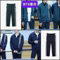 BTS着用【FILA】POINT DETAIL TRACK PANTS(全2色)★ジャージ