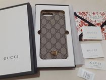 SALE★Ophidia/GG Supreme【送込 GUCCI】iPhone 7+/8+★GGロゴ