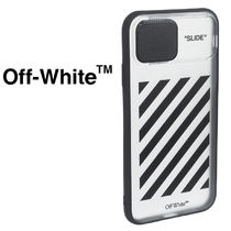 Off-White iPhone11 専用ケース OMPA020R21PLA007-1010