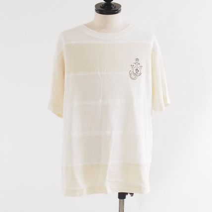 MONCLER(モンクレール) Tシャツ・カットソー MONCLER::JW ANDERSON ロゴ t-shirt:M[RESALE]