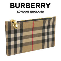 BURBERRY somerset フラグメントケース8035623-A1189 BLACK