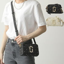 MARC JACOBS ショルダーバッグ M0016810 THE QUILTED SOFTSHOT