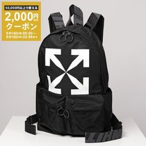 OFF-WHITE バックパック ARROW BACKPACK