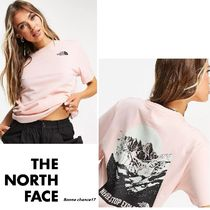 【The North Face】海外限定☆Back Natural Wonders Tシャツ