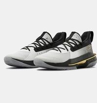 [UNDER ARMOUR] UA Curry 7 Basketball Shoes WHITE