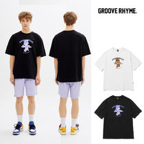 GROOVE RHYME(グルーヴライム) Tシャツ・カットソー [grooverhyme] RUNNING DUMBY T-SHIRT [LBPMCTA458]