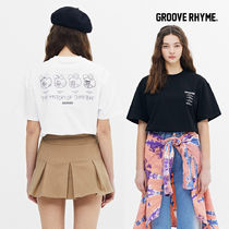 GROOVE RHYME(グルーヴライム) Tシャツ・カットソー [grooverhyme] BORN TO DUMBY T-SHIRT [LBPMCTA453]