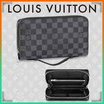 [Louis Vuitton] ジッピーXL ダミエ・グラフィット