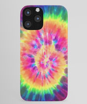 *Society6* Tie dye iPhone ケース