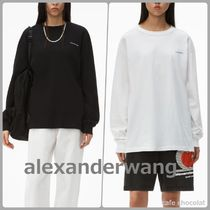 【Alexanderwang】unisex high twist ロングT ユニセックス