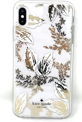 ☆Kate Spade  iPhone XR /バーチウェイ・GD x WH x CL☆