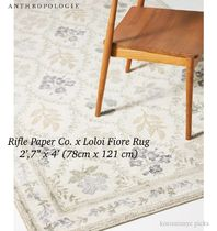 ANTHOROPLOGIE xRifle Paper Co. Loloi Fiore Rug 78cm x 121 cm